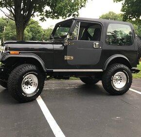 1985 Jeep CJ 7 for sale 100997178