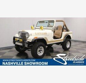 1985 Jeep CJ 7 for sale 101050879
