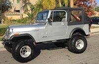 1985 Jeep CJ 7 for sale 101061329