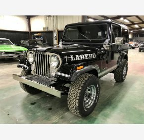 1985 Jeep CJ 7 for sale 101081949
