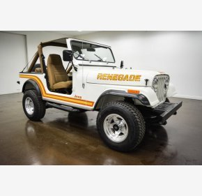 1985 Jeep CJ 7 for sale 101098391