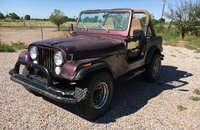 1985 Jeep CJ 7 for sale 101196332