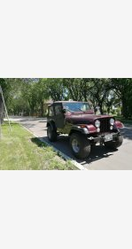 1985 Jeep CJ 7 for sale 101213421