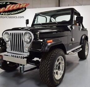1985 Jeep CJ 7 for sale 101216244
