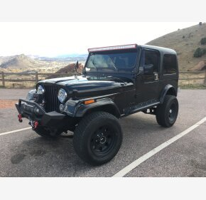 1985 Jeep CJ 7 for sale 101230567