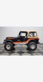 1985 Jeep CJ 7 for sale 101438950