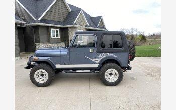 1985 Jeep CJ 7 for sale 101490709