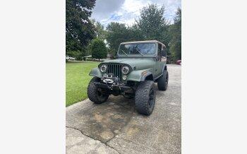 1985 Jeep CJ 7 for sale 101601733