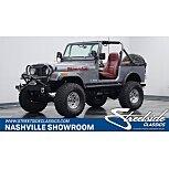 1985 Jeep CJ for sale 101605894