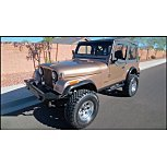 1985 Jeep CJ 7 for sale 101622722