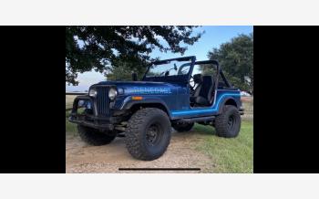 1985 Jeep CJ 7 for sale 101624247
