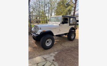 1985 Jeep CJ 7 for sale 101551598