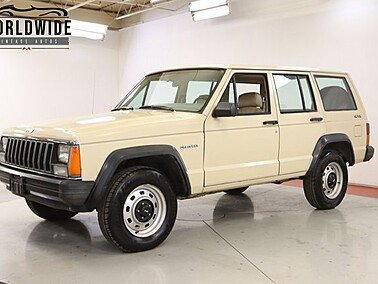 1985 Jeep Cherokee 4WD 4-Door for sale 101385078