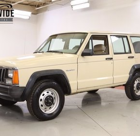 1985 Jeep Cherokee 4WD 4-Door for sale 101385078