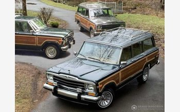 1985 Jeep Grand Wagoneer for sale 101381759