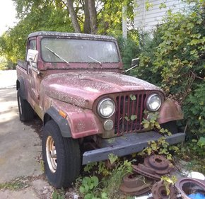 1985 Jeep Scrambler for sale 101219872
