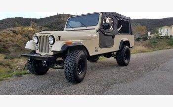 1985 Jeep Scrambler for sale 101262267