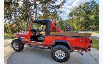 1985 Jeep Scrambler for sale 101538654