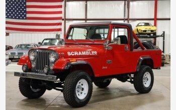 1985 Jeep Scrambler for sale 101559429