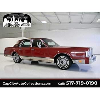 1985 Lincoln Town Car for sale 100894145