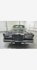 1985 Lincoln Town Car for sale 101044908