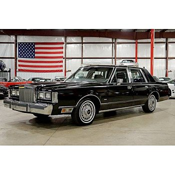 1985 Lincoln Town Car for sale 101224706