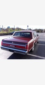 1985 Lincoln Town Car for sale 101437414