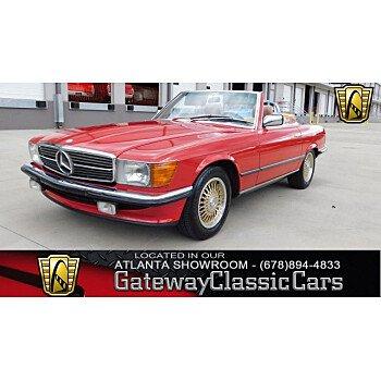 1985 Mercedes-Benz 280SL for sale 100964684