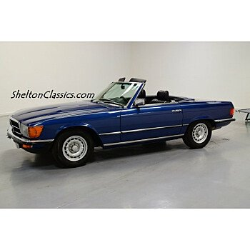 1985 Mercedes-Benz 280SL for sale 101034745