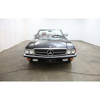 1985 Mercedes-Benz 280SL for sale 101221221