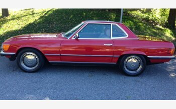 1985 Mercedes-Benz 280SL for sale 101053839