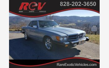 1985 Mercedes-Benz 380SL for sale 101064510