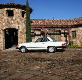 1985 Mercedes-Benz 380SL for sale 101007640
