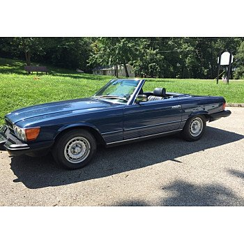 1985 Mercedes-Benz 380SL for sale 101009785
