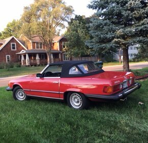 1985 Mercedes-Benz 380SL for sale 101042689
