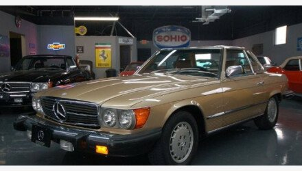 1985 Mercedes-Benz 380SL for sale 101043082