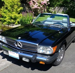 1985 Mercedes-Benz 380SL for sale 101051020