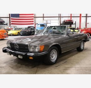 1985 Mercedes-Benz 380SL for sale 101082992