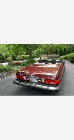 1985 Mercedes-Benz 380SL for sale 101156502