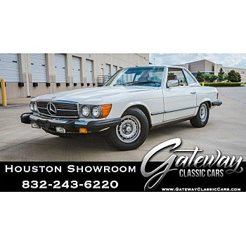 1985 Mercedes-Benz 380SL for sale 101161517