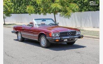 1985 Mercedes-Benz 380SL for sale 101180122