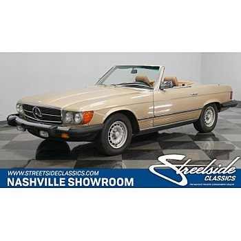1985 Mercedes-Benz 380SL for sale 101195950