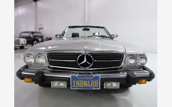1985 Mercedes-Benz 380SL for sale 101200005