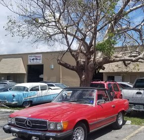 1985 Mercedes-Benz 380SL for sale 101264235