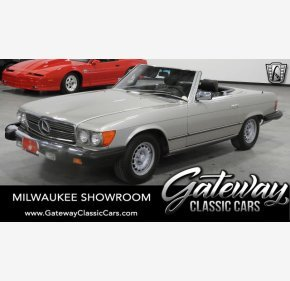 1985 Mercedes-Benz 380SL for sale 101274045