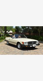 1985 Mercedes-Benz 380SL for sale 101290486
