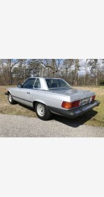 1985 Mercedes-Benz 380SL for sale 101297542