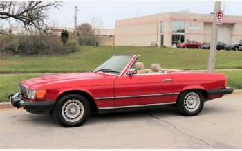1985 Mercedes-Benz 380SL for sale 101321458