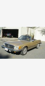 1985 Mercedes-Benz 380SL for sale 101332367