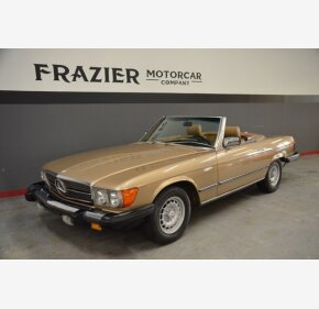 1985 Mercedes-Benz 380SL for sale 101338221